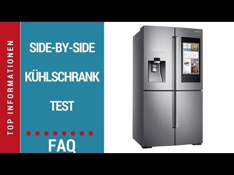 Side By Side Kühlschrank Hanseatic Test : Side by side kuehlschrank im test samsung rs a gdsr eg side by