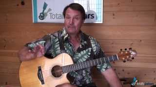 Bye Bye Love - Everly Brothers - Guitar Lesson
