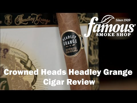 Headley Grange by Crowned Heads video