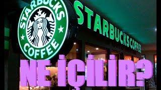 Starbucks'ta Ne İçilir? Nasıl Sipariş Verilir?