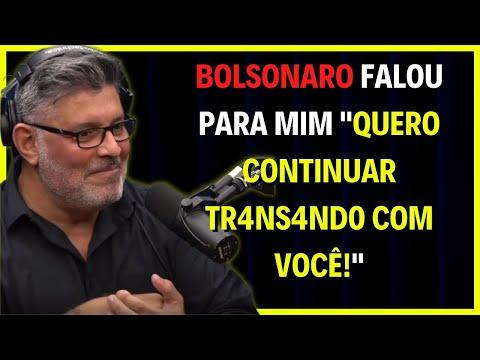 ALEXANDRE FROTA REVELA CONVERSA PESSOAL COM BOLSONARO | Cortes Podcast - Os Melhores!