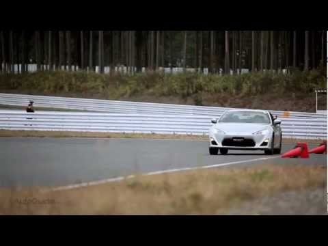 2013 Scion FR-S Track Test and Review - The best Toyota in 20 years is actually a Scion