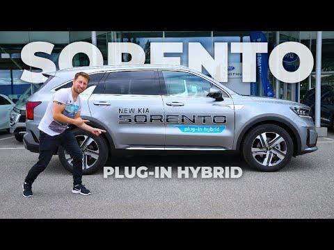New Kia Sorento Plug-in Hybrid 2021 Review Interior Exterior