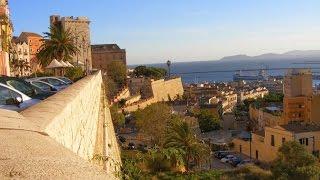 preview picture of video 'Cagliari e i suoi quartieri storici'