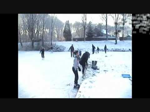 Wintersport in Maashees
