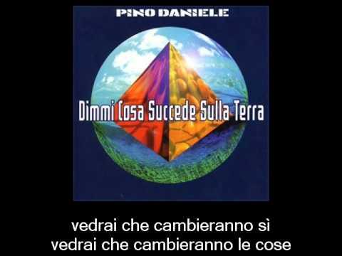 Pino Daniele - Scirocco d'Africa