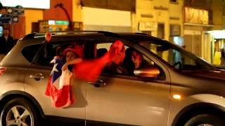 Malas juntas - Chilenos (intro vamos chilenos Dj Friz 2014)