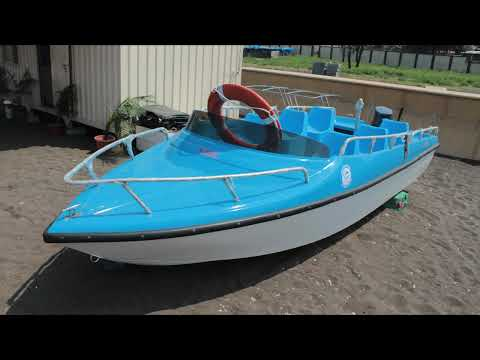 Speed Boat 6 Seater Without Obm Basic Model