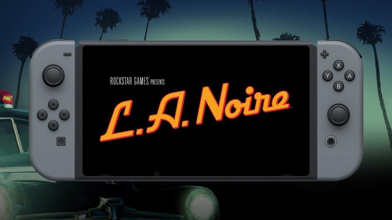 L.A. Noire - Trailer per la versione Nintendo Switch
