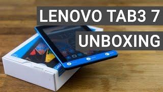 Lenovo Tab3 7 Essential: Mein erster Eindruck + Unboxing | Deutsch