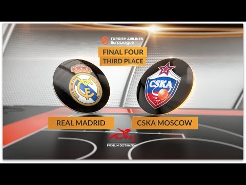 Highlights third place game: Real Madrid-CSKA Moscow