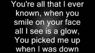 K-CI & JOJO ALL MY LIFE LYRICS