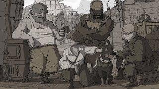 Играем в Valiant Hearts: The Great War.