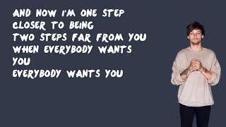 Infinity - One Direction (Lyrics)