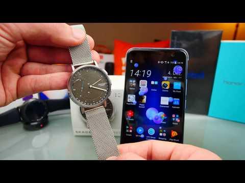 3 Monate mit einer Hybrid Uhr | Skagen Connected Smartwatch im ausführlichen Test