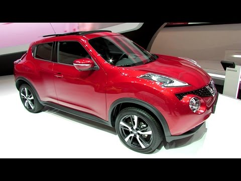 2015 Nissan Juke - Exterior and Interior Walkaround - 2014 Geneva Motor Show