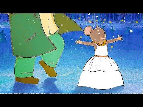 ERNEST ET CELESTINE EN HIVER Bande Annonce (Dessin Animé, Animation - 2017)
