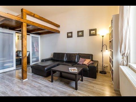 Prodej bytu 1+1 38 m2 Českomoravská, Praha Libeň