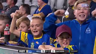 NRL Highlights : Parramatta Eels V Penrith Panthers RD 11