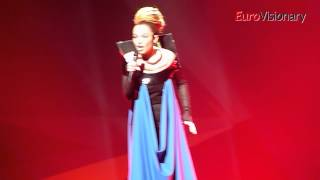 Rona Nishliu - Suus - Eurovision Song Contest - Albania 2012 - Semi-final 1