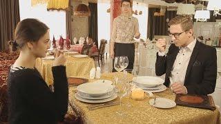 Урок этикета в ресторане или кафе - видео онлайн