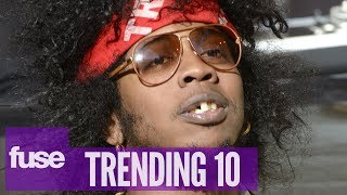 "Trinidad James releases ""L.I.A.A.R.S"" After a Week of Twitter Beef - Trending 10 (11/14/13)"