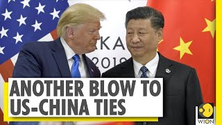 US builds on Taiwan ties | US highest-level visit to Taiwan | World News - Download this Video in MP3, M4A, WEBM, MP4, 3GP