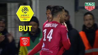 But Denis BOUANGA (85') / Nîmes Olympique - SM Caen (2-0)  (NIMES-SMC)/ 2018-19