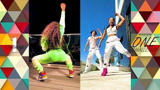 Cardi B Up Challenge New Dance Compilation #cardibup #upchallenge