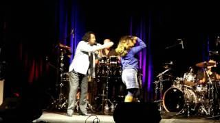 کنسرت لیلا فروهرو شهرام شب پره مونترال 2016 Concert Leila Forouhar And Shahram Shabpareh Montreal
