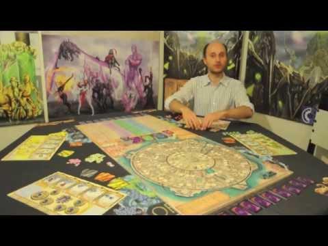 Nadaras - Game Set Up Tutorial