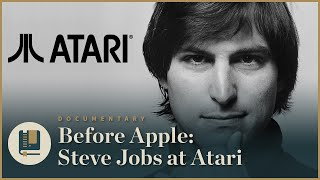 Before Apple: Steve Jobs at Atari | Gaming Historian