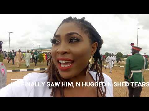 NIGERIAN DEFENCE ACADEMY PASSING OUT PARADE|  ADAUGO, THE VLOGGER