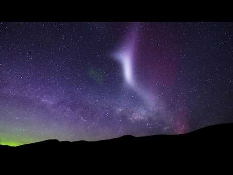 Watch A Rare Proton Arc Aurora Over Tasmania