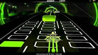 Audiosurf: Armin van Buuren - Empty State [Ninja Mono, Stealth]