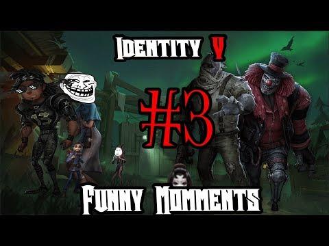 IDentity V   Funny Moments #3