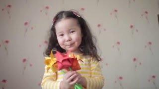 Досуг для ребенка: как сделать тюльпан из бумаги