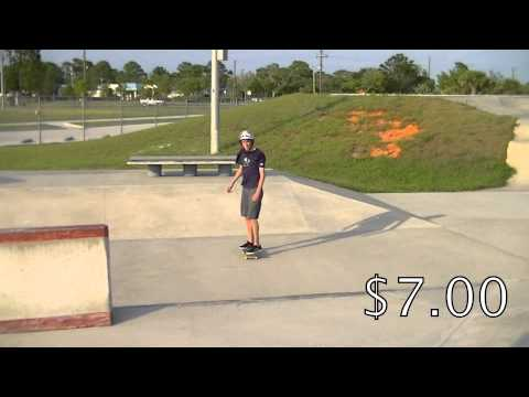 20 Tricks 20 Dollaz With Englewood Skatepark