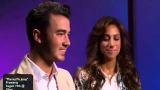 Даниель Джонас, Kenielle Married To Jonas Interview