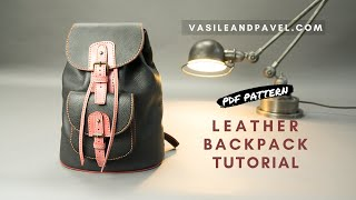 How To Make The Perfect Leather Backpack