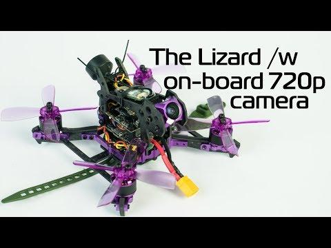 Eachine Lizard 105S and iRangeX IR8M radio