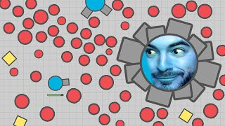 I'VE MADE A TERRIBLE MISTAKE - diep.io by CaptainSparklez