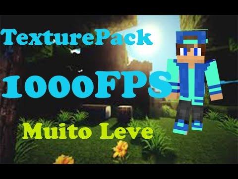 TexturePack:1000FPS (muito leve)