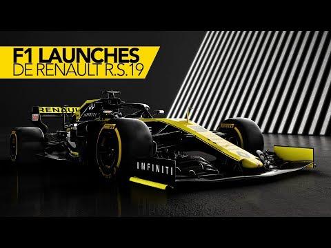 Gaat Renault met deze auto wel op het podium eindigen? | F1 2019