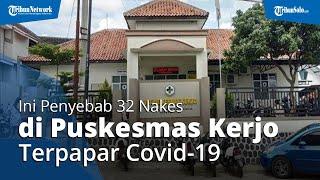 Ini Penyebab 32 Nakes di Puskesmas Kerjo Karanganyar Kena Covid-19, Diduga karena Ikut Hajatan