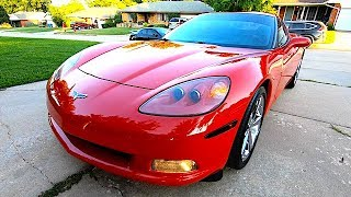 I Just Bought a 2009 Chevy Corvette LS3 - 430HP