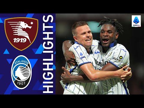 Salernitana vs Atalanta</a> 2021-09-18