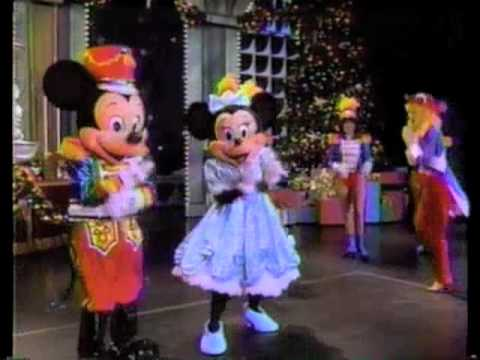 disney extinct attractions disney christmas celebrations - Youtube Mickey Mouse Christmas