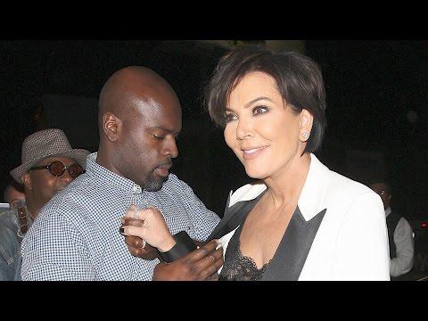 Kris Jenner Splits From Corey Gamble To Focus On Family | Splash News TV