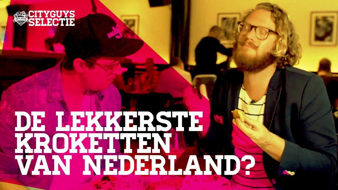 De Cityguys Selectie: Maastricht special deel 1 - de beste kroketten van Nederland?